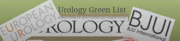 The International Brazilian Journal of Urology has been included on The Urology Green List