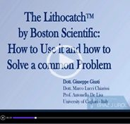 The Lithocatch (TM) by Boston Scientific: how to use it and how to solve a common problem