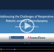 Addressing the challenges of reoperative robotic-assisted sacrocolpopexy
