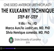 One-sided anterior Urethroplasty for panurethral stricture: step-by-step